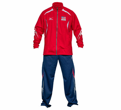 Mizuno USA Judo Spectra Track Suit Bundle (2 Items)