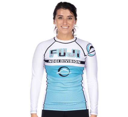 Reversal Women's Long Sleeve Rashguard White