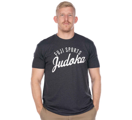 Flow Judo Men's Grey T-Shirt