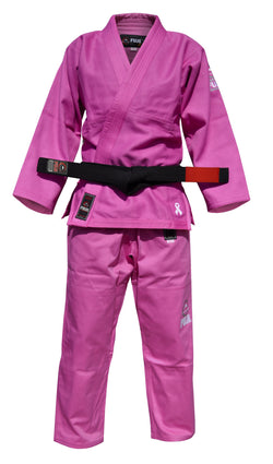 Pink All Around Kids BJJ Gi
