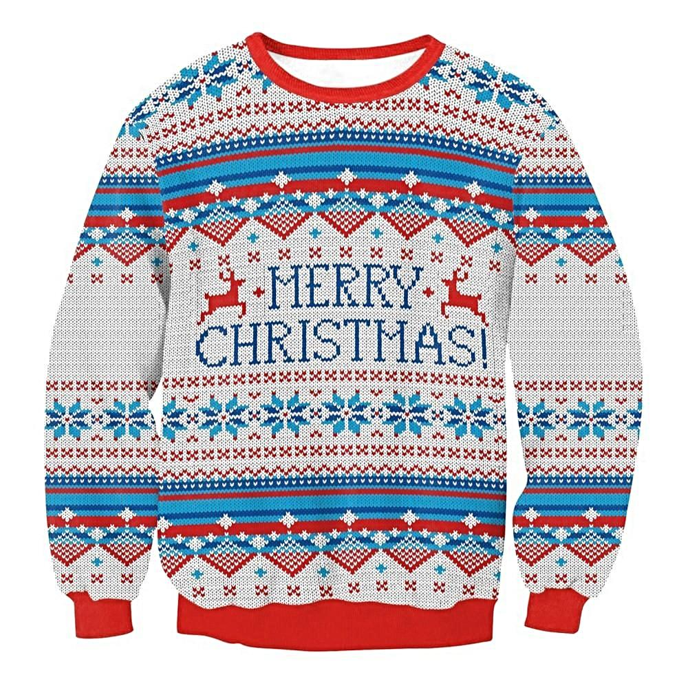Unisex XMAS Christmas Sweater