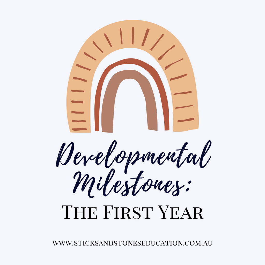 Developmental Milestones: Baby's First Year