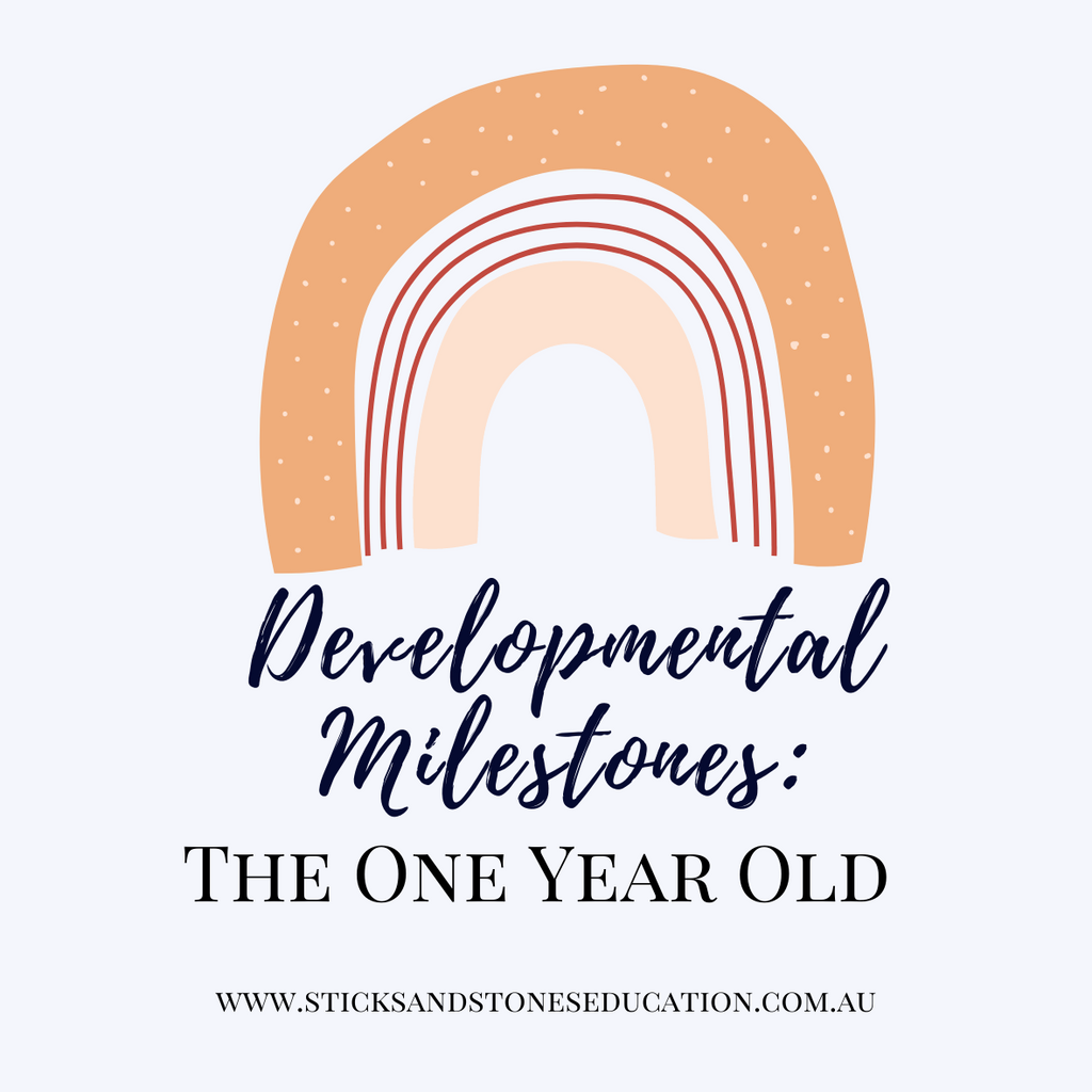 Developmental Milestones: The One Year Old