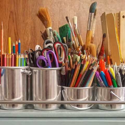 arts and crafts for children's learning and development