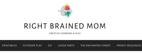 Right Brained Mom Blog