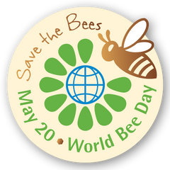 save the bees on world bee day