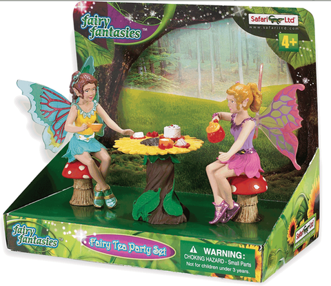 Fairy Tea Party - Sticks & Stones Education