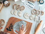 Phases of the Moon Eco Cutters SEPT PRE-ORDER