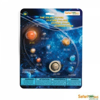 The Solar System - Sticks & Stones Education