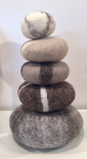 Stacking Stones in Grey Tones - Sticks & Stones Education