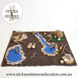 Australian Animal Nature Tube - Sticks & Stones Education