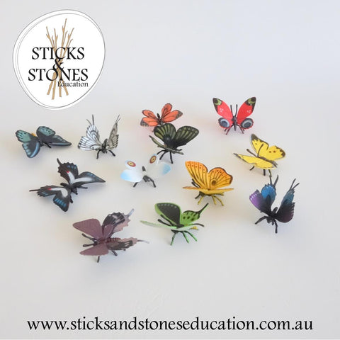 Butterfly Nature Tube - Sticks & Stones Education