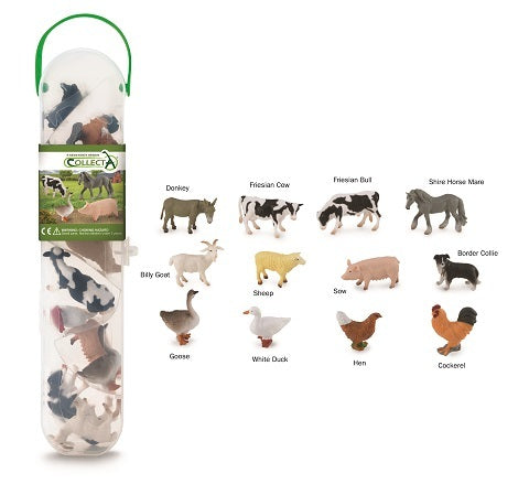 Farm Animals Tube || CollectA