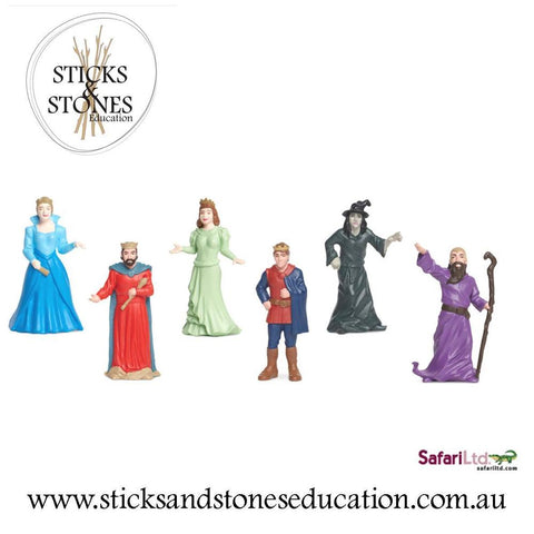 Days of Old Toob - Sticks & Stones Education
