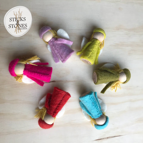 Bright Elves - Sticks & Stones Education
