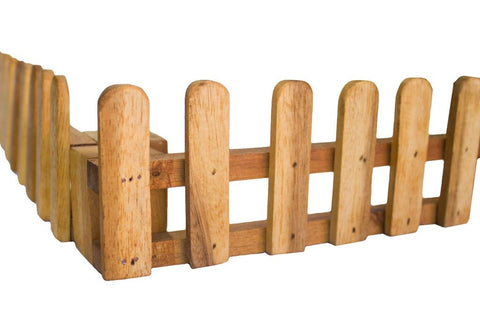 Wooden Fence Set - Sticks & Stones Education