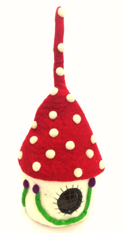 Toadstool Gnome Home - Sticks & Stones Education