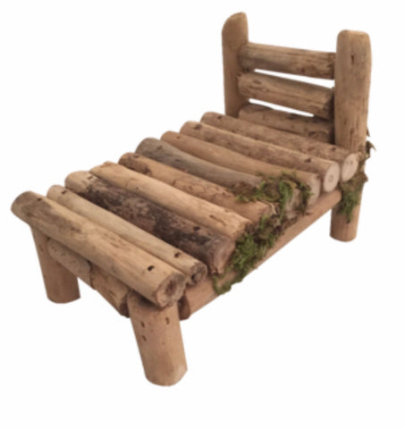 Woodland Bed - Sticks & Stones Education