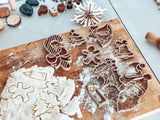 Christmas Mini Eco Cutter Set
