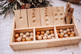 Montessori Sorting Trays - Set of 3