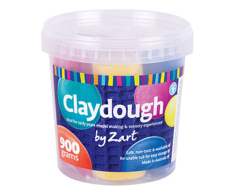 Claydough in Rainbow