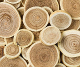 Branch Slices - Round Assorted Sizes