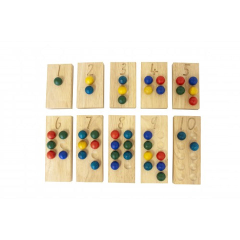 Counting Maths Set 1-10 - Sticks & Stones Education