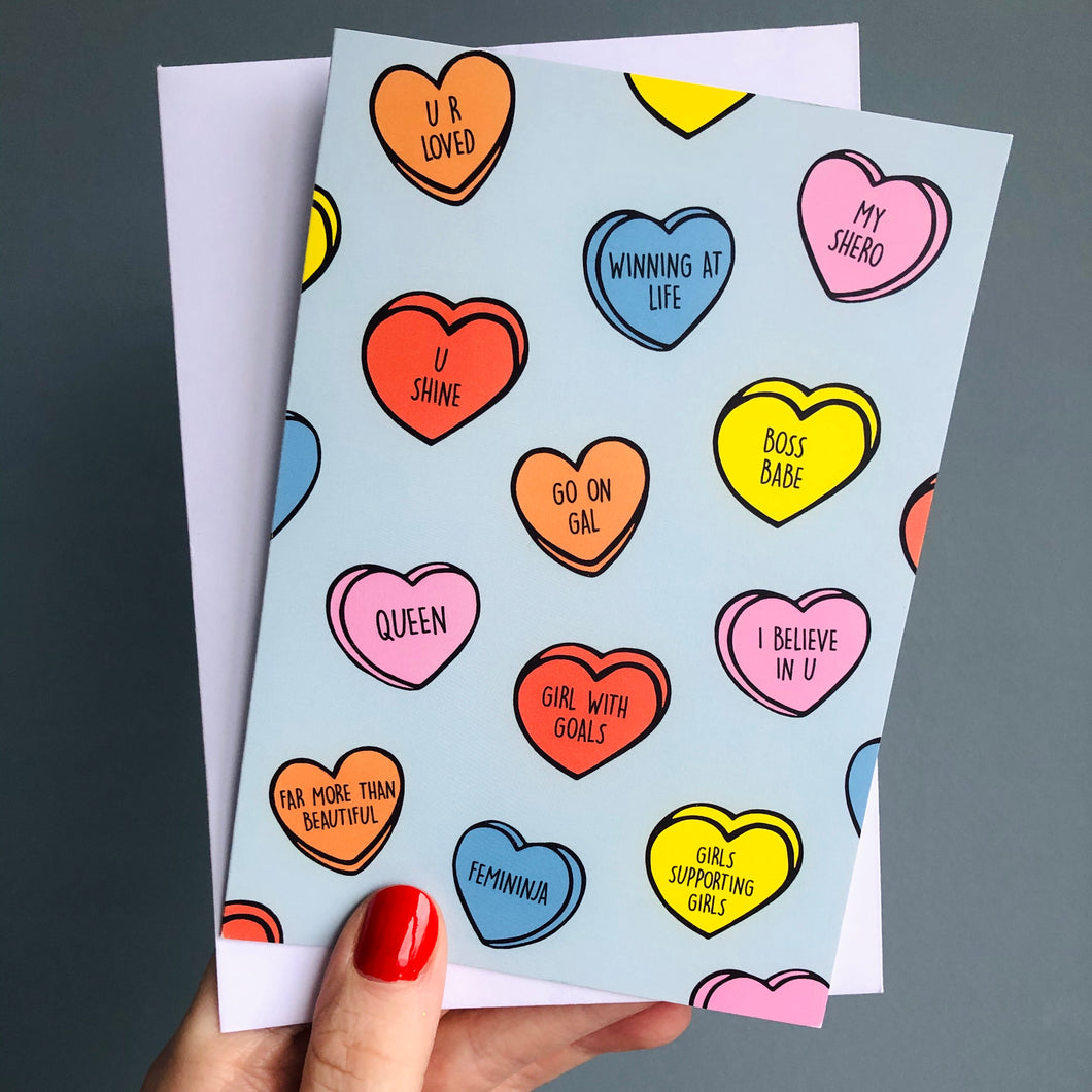 GALentines Day Card