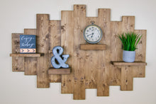 Rustic Wall Shelf | Large