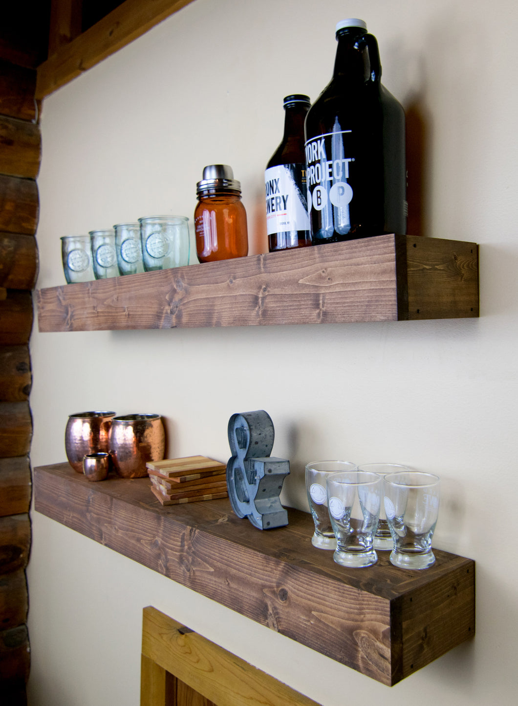 Floating Wall Shelf | 5.5