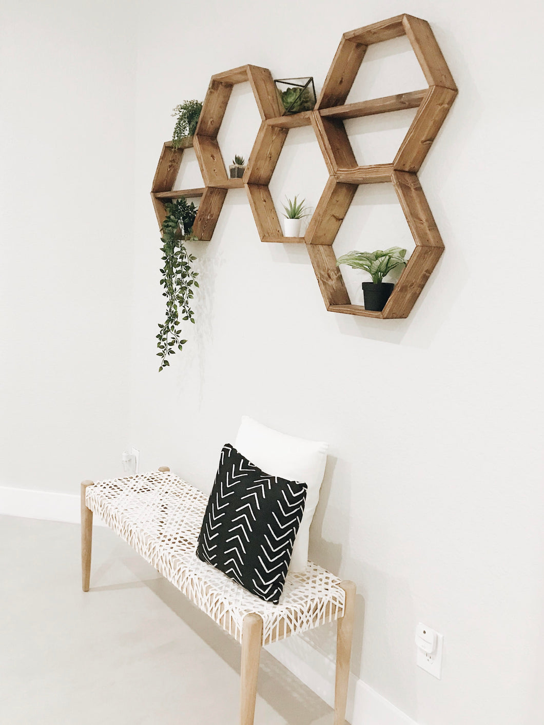 Hexagon Shelves | 3.5
