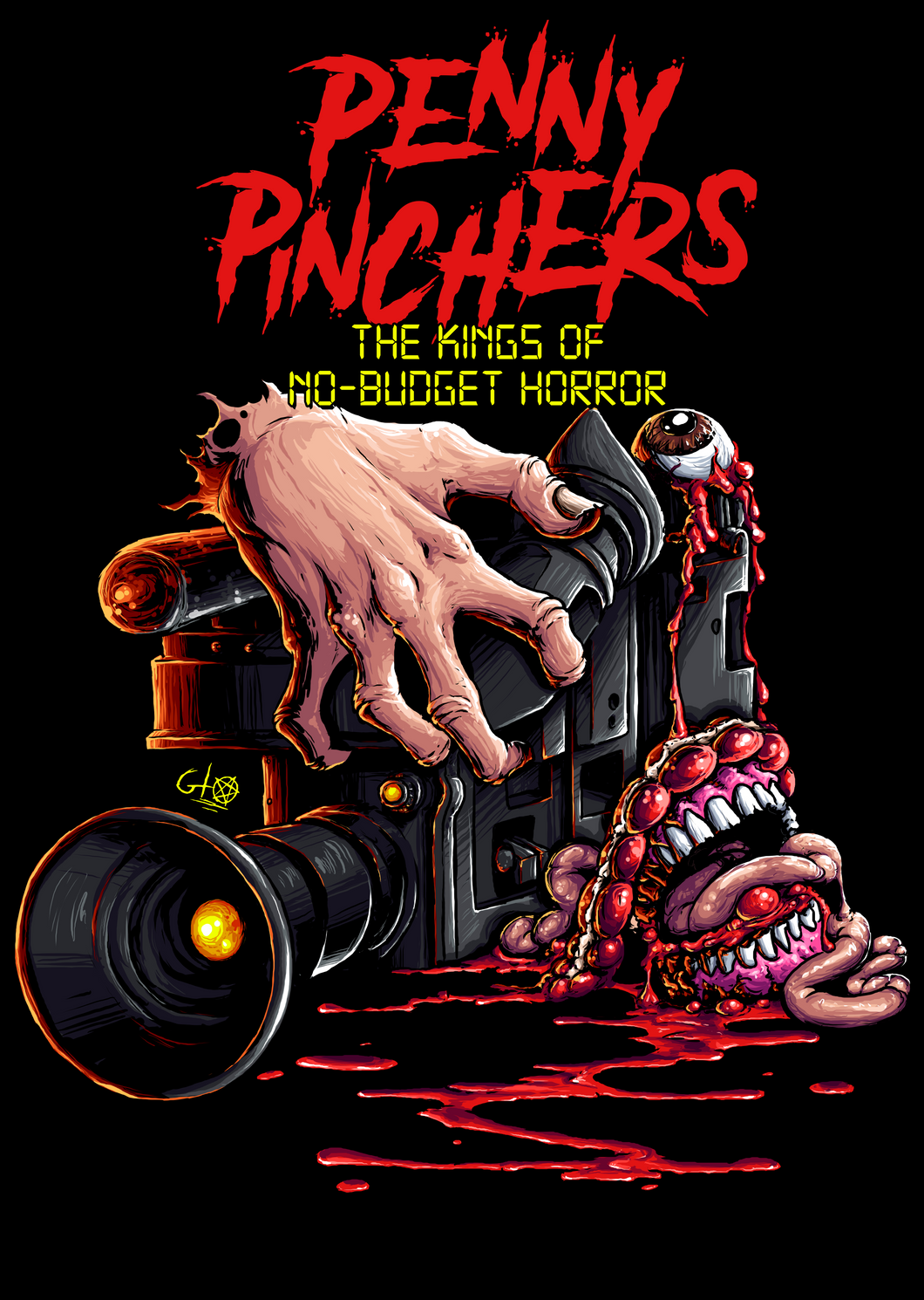 Penny Pinchers, the Kings of No-Budget Horror VHS
