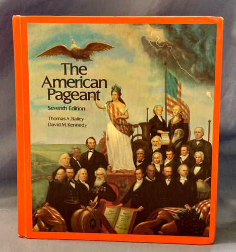 American Pageant Book as seen in