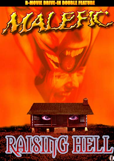 Malefic / Raising Hell DVD - USED