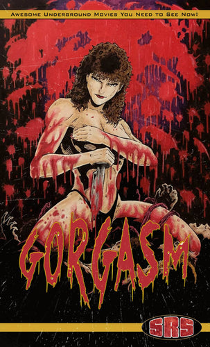 Gorgasm Blu-Ray