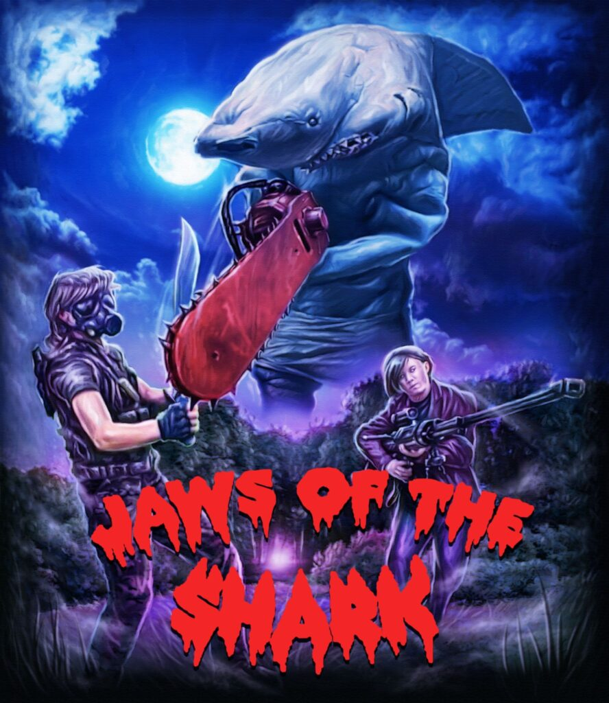 Jaws of the Shark Blu-ray