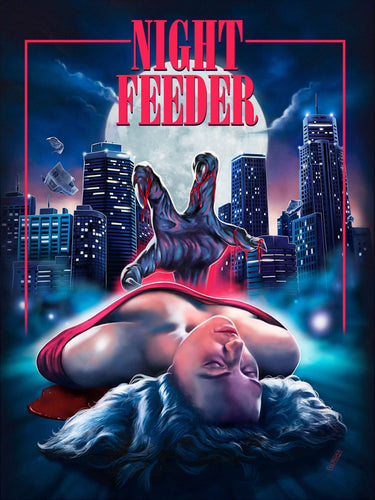 Night Feeder Blu-ray