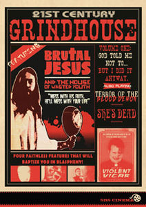 21st Century Grindhouse Vol 1: God Told Me Not To... But I Did It Anyway DVD