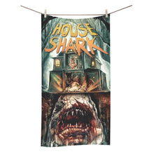 "House Shark Bath Towel 30""x56"""