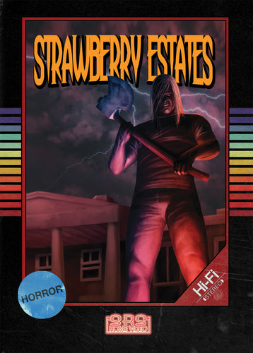 Strawberry Estates Retro DVD Release