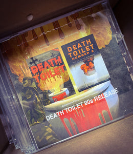 Death Toilet 1 & 2 90s Edition DVD