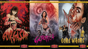 Gore Trilogy 3 Pack VHS