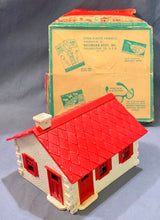 "Plasticville House Miniature from ""She Kills"""