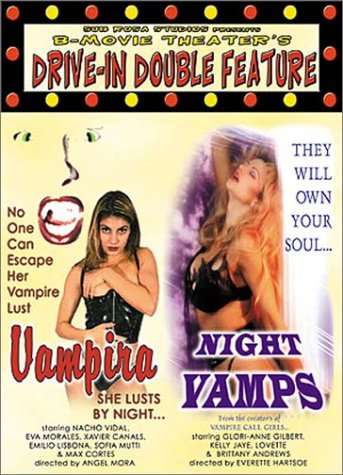 Vampira / Night Vamps DVD
