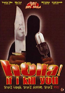 Holla! If I Kill You DVD - USED