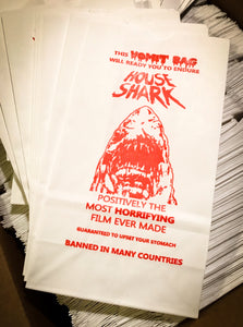 House Shark Vomit Bag