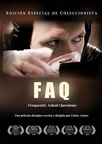 FAQ DVD - USED