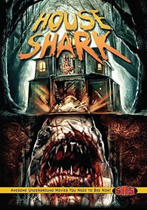 House Shark VHS Clam Shell