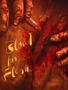 Blood for flesh (Sangre para la carne) DVD