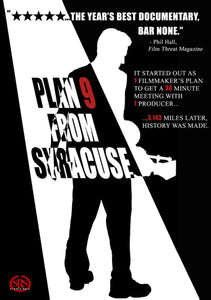 Plan 9 from Syracuse DVD Used